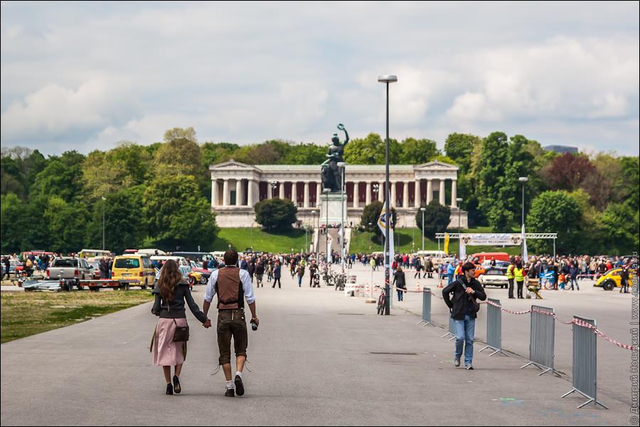 Терезиенвизе в Мюнхене
