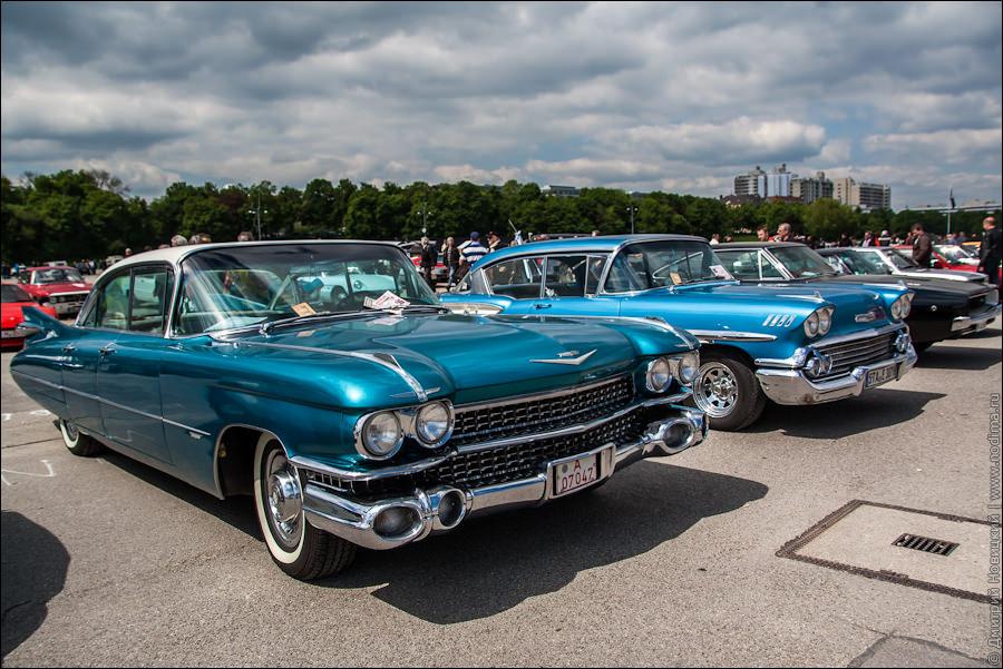 Фото: старинные автомобили
