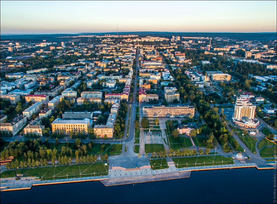 1. Петрозаводск