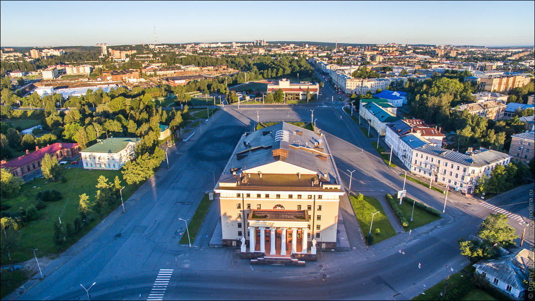 10. Петрозаводск