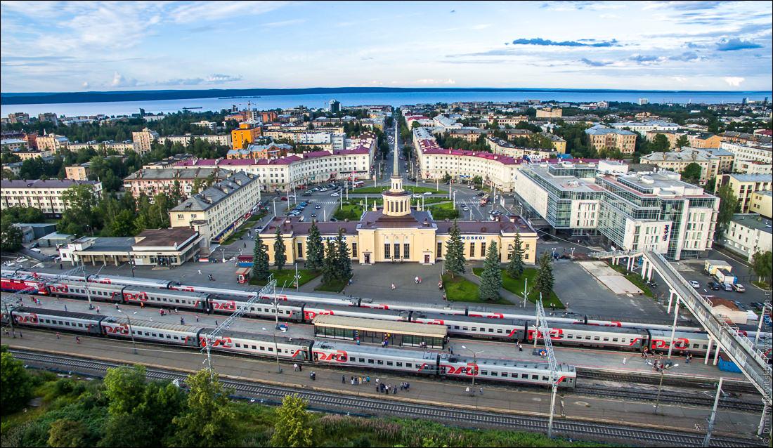 20. Петрозаводск