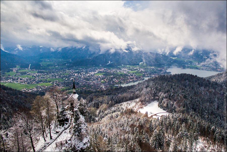 1. Часовня на горе Ридерштайн