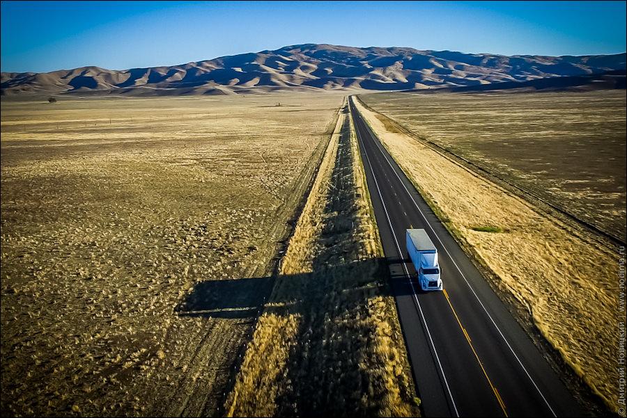 1. Американские дороги