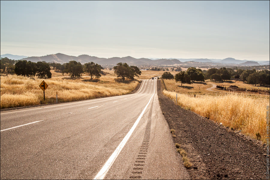 2. Американские дороги