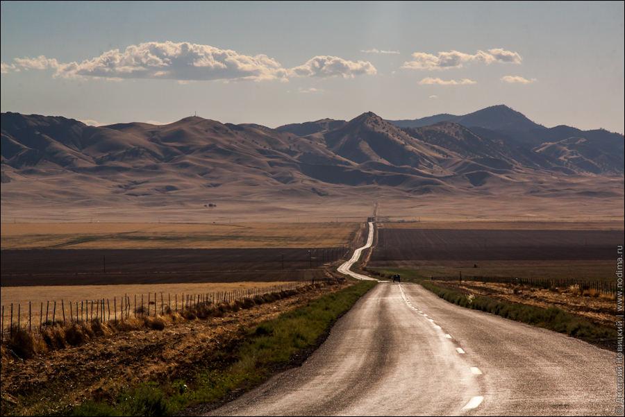 4. Американские дороги